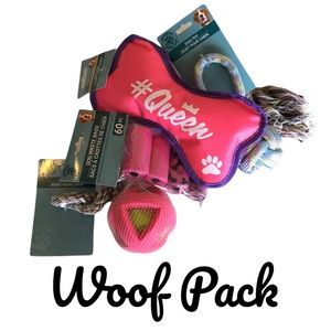 Large Dog Toy Bundle Fit For A Queen